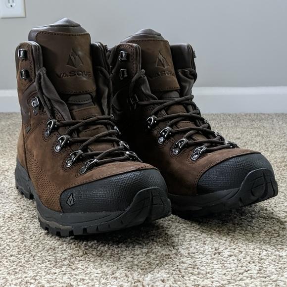 66a28b17e7f Men's Vasque St. Elias GTX work hiking boots 9N